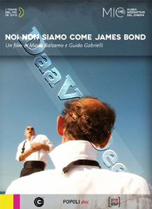 We're Nothing Like James Bond (DVD)