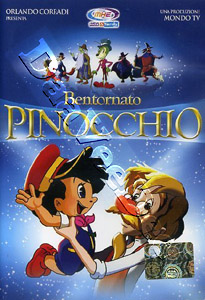 Welcome Back Pinocchio (DVD)