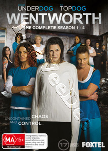 Wentworth (Complete Seasons 1-4) - 17-DVD Box Set