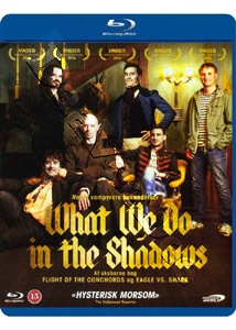 5 Zimmer Küche Sarg ( What We Do in the Shadows ) (Blu-Ray)