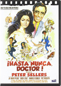 Where Does It Hurt? (1972)  (DVD)