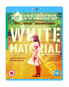 White Material  (2009) (Blu-Ray)