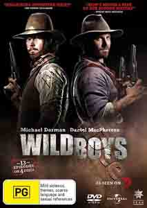 Wild Boys - Season 1 - 4-DVD Set (DVD)