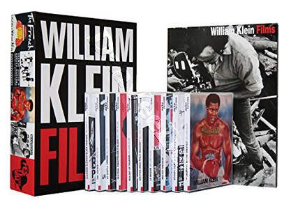 William Klein Collection (12 Films) - 10-DVD Box Set (DVD)
