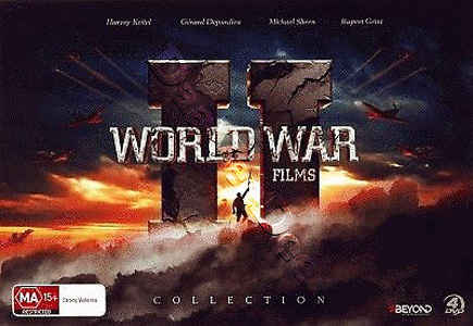 World War II :Films Collection 4-DVD Box Set