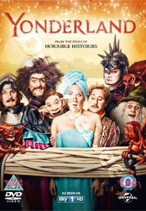 Yonderland (Season 1) - 2-DVD Set (DVD)
