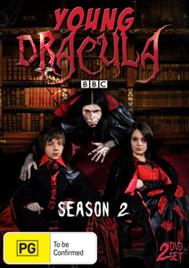 Young Dracula (Season 2) - 2-DVD Set (DVD)