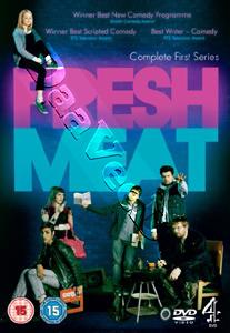Fresh Meat   Complete Series 1 NEW PAL Cult 2 DVD Set David Kerr Jack