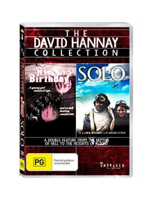 Alison's Birthday / Solo (DVD)