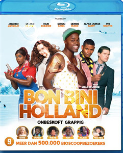 Bon Bini Holland (2015) (Blu-Ray)