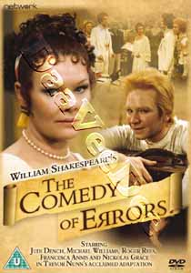 The Comedy of Errors (DVD)