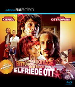 The Unintentional Kidnapping of Mrs. Elfriede Ott (Blu-Ray)
